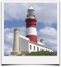 Cape Agulhas, The south point of Africa