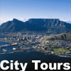 City Tours in and around Cape Town, includng Cape Point, winelands, roben island and table mountain